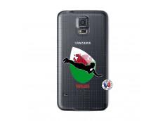 Coque Samsung Galaxy S5 Coupe du Monde Rugby-Walles