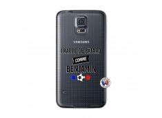 Coque Samsung Galaxy S5 Frappe De Batard Comme Benjamin