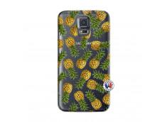 Coque Samsung Galaxy S5 Ananas Tasia