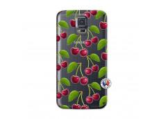 Coque Samsung Galaxy S5 oh ma Cherry