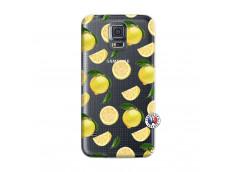 Coque Samsung Galaxy S5 Lemon Incest