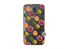 Coque Samsung Galaxy S5 Fruits de la Passion