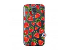 Coque Samsung Galaxy S5 Ramène ta Fraise