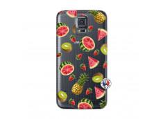 Coque Samsung Galaxy S5 Multifruits