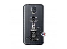 Coque Samsung Galaxy S5 Jack Hookah