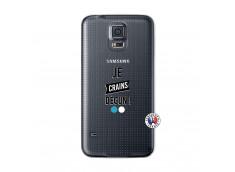 Coque Samsung Galaxy S5 Je Crains Degun