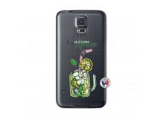 Coque Samsung Galaxy S5 Je peux pas J'ai Apéro