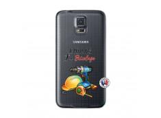Coque Samsung Galaxy S5 Je Peux Pas J Ai Bricolage