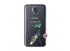 Coque Samsung Galaxy S5 Je Peux Pas J Ai Golf