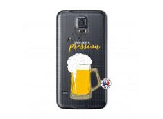 Coque Samsung Galaxy S5 Je peux pas J'ai la Pression