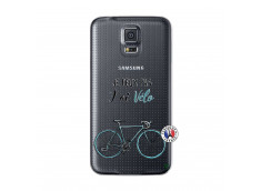 Coque Samsung Galaxy S5 Je Peux Pas J Ai Velo
