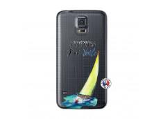 Coque Samsung Galaxy S5 Je Peux Pas J Ai Voile