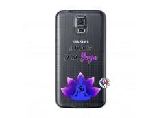 Coque Samsung Galaxy S5 Je Peux Pas J Ai Yoga