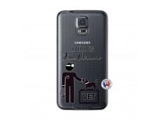 Coque Samsung Galaxy S5 Je Peux Pas Je Suis Veterinaire