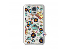 Coque Samsung Galaxy S5 Mock Up Translu