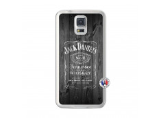 Coque Samsung Galaxy S5 Old Jack Translu