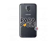 Coque Samsung Galaxy S5 Papa Poule