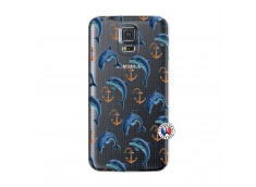 Coque Samsung Galaxy S5 Dauphins