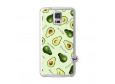 Coque Samsung Galaxy S5 Sorbet Avocat Translu