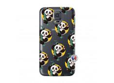 Coque Samsung Galaxy S5 Pandi Panda