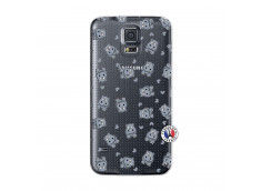 Coque Samsung Galaxy S5 Petits Hippos