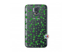 Coque Samsung Galaxy S5 Petits Serpents