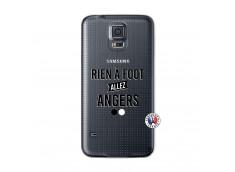 Coque Samsung Galaxy S5 Rien A Foot Allez Angers