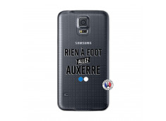 Coque Samsung Galaxy S5 Rien A Foot Allez Auxerre