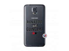 Coque Samsung Galaxy S5 Rien A Foot Allez Guingamp