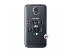 Coque Samsung Galaxy S5 Rien A Foot Allez L Algerie