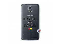 Coque Samsung Galaxy S5 Rien A Foot Allez L'Espagne
