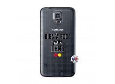 Coque Samsung Galaxy S5 Rien A Foot Allez Lens