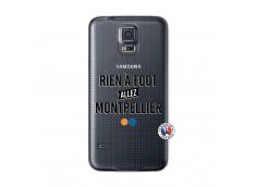 Coque Samsung Galaxy S5 Rien A Foot Allez Montpellier