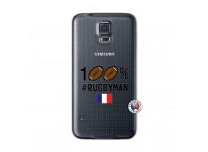 Coque Samsung Galaxy S5 100% Rugbyman