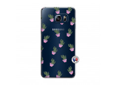 Coque Samsung Galaxy S6 Edge Plus Cactus Pattern