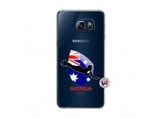 Coque Samsung Galaxy S6 Edge Plus Coupe du Monde Rugby-Australia