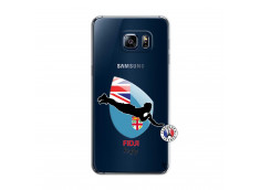 Coque Samsung Galaxy S6 Edge Plus Coupe du Monde Rugby Fidji