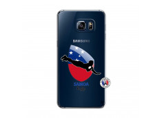 Coque Samsung Galaxy S6 Edge Plus Coupe du Monde Rugby-Samoa
