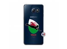 Coque Samsung Galaxy S6 Edge Plus Coupe du Monde Rugby-Walles