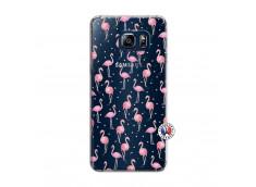 Coque Samsung Galaxy S6 Edge Plus Flamingo