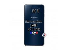 Coque Samsung Galaxy S6 Edge Plus Frappe De Batard Comme Benjamin