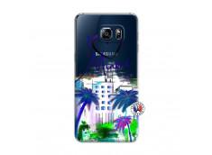 Coque Samsung Galaxy S6 Edge Plus I Love Miami