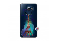 Coque Samsung Galaxy S6 Edge Plus I Love Paris