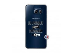 Coque Samsung Galaxy S6 Edge Plus Je Dribble Comme Cristiano