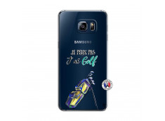 Coque Samsung Galaxy S6 Edge Plus Je Peux Pas J Ai Golf