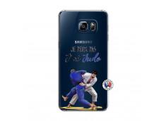 Coque Samsung Galaxy S6 Edge Plus Je peux pas j'ai Judo