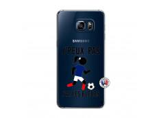 Coque Samsung Galaxy S6 Edge Plus Je Peux Pas J Ai Les Bleues