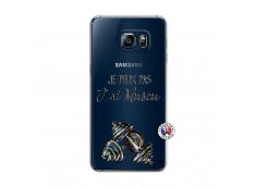 Coque Samsung Galaxy S6 Edge Plus Je peux pas j'ai muscu