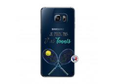 Coque Samsung Galaxy S6 Edge Plus Je Peux Pas J Ai Tennis