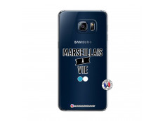 Coque Samsung Galaxy S6 Edge Plus Marseillais à Vie